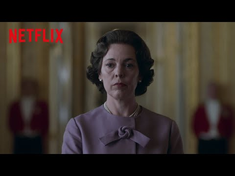 The Crown: Olivia Colman se transforma en Isabel II