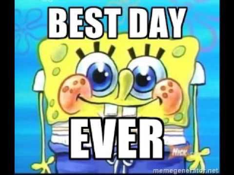 Spongebob best day ever [1 hour]