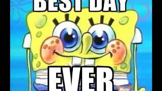 Video Spongebob best day ever [1 hour] download MP3, 3GP, MP4, WEBM, AVI, FLV Agustus 2018