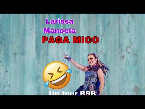 LARISSA MANOELA- UP Tour Brasília COMPLETO