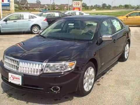 Stivers Ford Lincoln Mercury 2009 MKZ