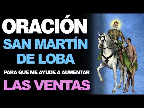 🙏 Oración Poderosa a San Martín de Loba PARA AUMENTAR LAS VENTAS 📈