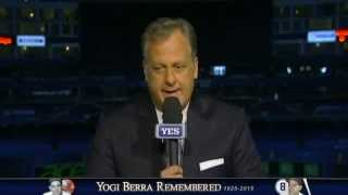 Michael Kay explains the bond between Yogi Berra and Phil Rizzuto