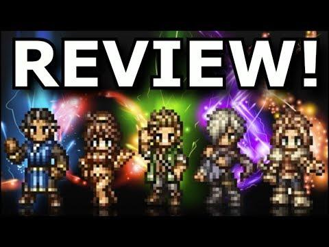 Octopath Traveler Review!