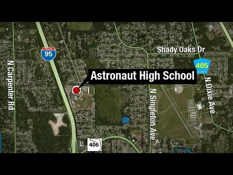 Student with loaded handgun arrested in parking lot of football game, Titusville police say