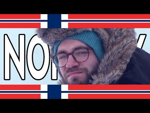 IL SUONO DELLA NORVEGIA | Norway Adventure w/ Luxury Gipsy Backpackers