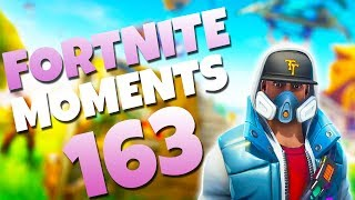 THE FUNNIEST THANOS BUG EVER!! (NEW SECRET SKIN COMBO!) | Fortnite Daily & Funny Moments Ep. 163