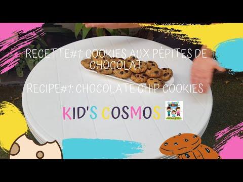 kids-cosmos---recette#1:-cookies-aux-pépites-de-chocolat-/-recipe#1:-chocolate-chip-cookies