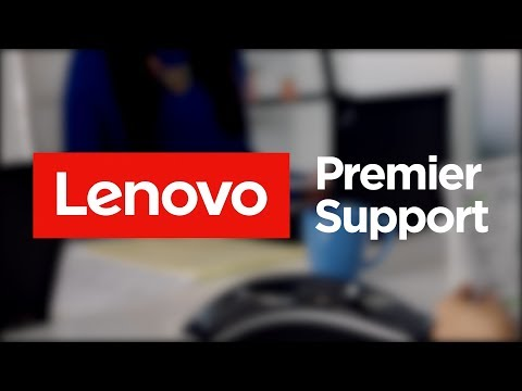 Why Lenovo Premier Support