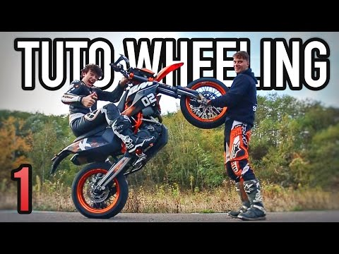 TUTO WHEELING : COMMENT FAIRE UN WHEELING ? | NIVEAU 1
