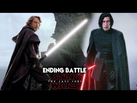 Star Wars The Last Jedi Rumor Scene