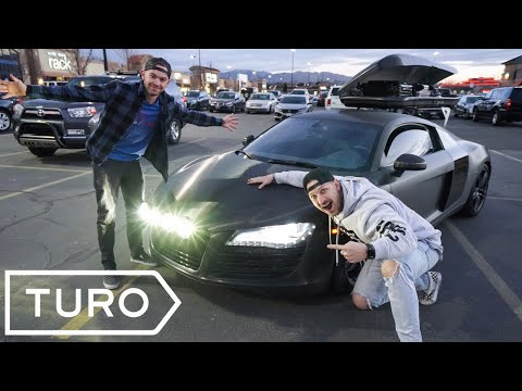 ULTIMATE TURO RENTAL CAR! The Stradman