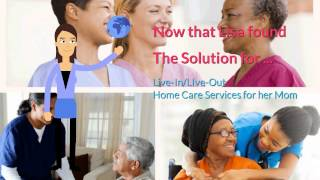 Caregiver Long Beach | In Home Care Solutions | Angel of Hope Care Services
