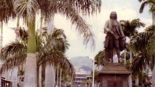 Port Louis adalah ibu kota Mauritius, pelabuhan, taman botani, tepi, industri pariwisata