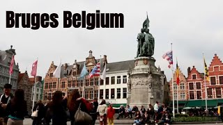 Bruges in Flanders in Belgium tourism - Belgian travel video(Europe Video Productions: Bruges in Flanders in Belgium tourism - Belgian travel video. Discover the most beautiful Flemish town. USEFUL LINK: ..., 2014-05-15T08:40:52.000Z)