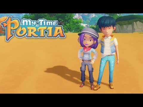 The Desert Wind!! - My Time at Portia (Alpha 6.0) – Part 168