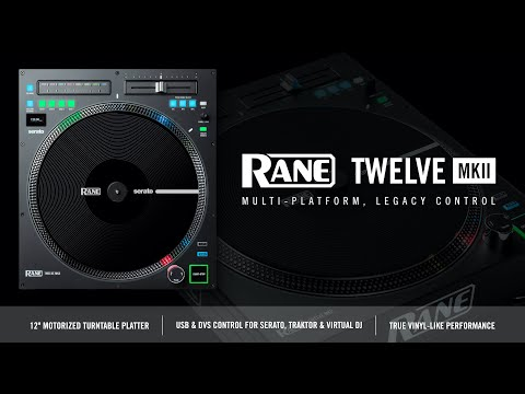 RANE TWELVE MKII | Introduction