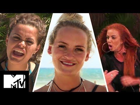 Ep #9 Beach Diaries: Rhianne Reacts To Daisy & Bobby Bucking | Ex On The Beach 9