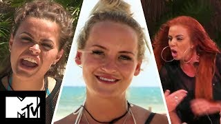 Ep #9 Beach Diaries: Rhianne Reacts To Daisy & Bobby Bucking | Ex On The Beach 9