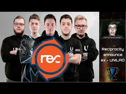Reciprocity sign ex-UNILAD + Tommey & Denz! | CoD Rostermania | Call of Duty Roster Changes thumbnail