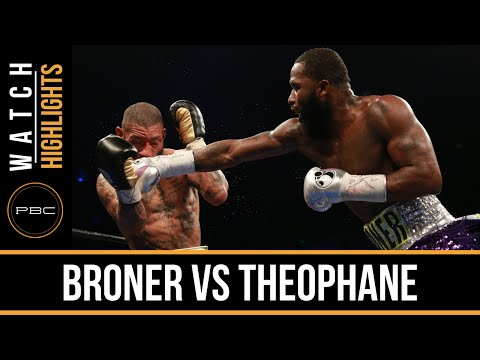 Broner vs Theophane HIGHLIGHTS: April 1, 2016 - PBC on Spike