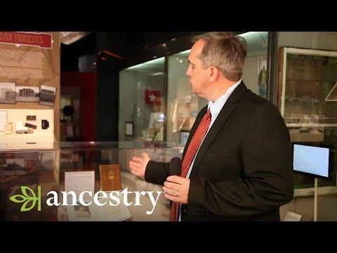 Oklahoma Century Chest Reveal with Chad Williams of Oklahoma Historical Society