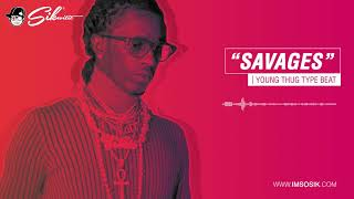 """Young Thug type beat for sale 2019 """"SAVAGES"""" - Hip Hop instrumental prod. Sikwitit"""