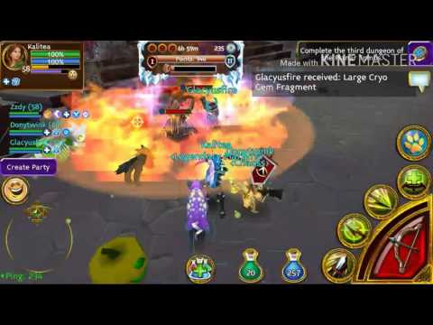 Arcane Legends Rogue Lvl 58 Gameplay