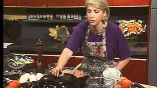 Nathalie Dupree Cooks - Istanbul Artichokes And Jamaican Jerked Chicken