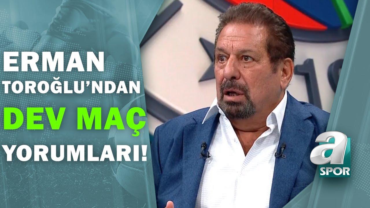 Fenerbahçe 3 - 1 Trabzonspor Erman Toroğlu Maç Sonu Yorumları! / A Spor / Takım Oyunu / 25.10.2020