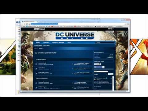 How To Play The DCUO Test Server Without Re-downloading