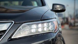 2016 Acura RLX Sport Hybrid Review