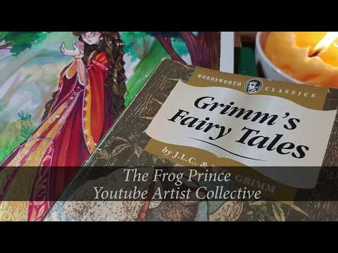 YTAC- Grimms Fairytale- The Frog Prince