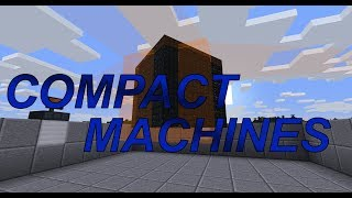 Compact Machines 3 Not Working
