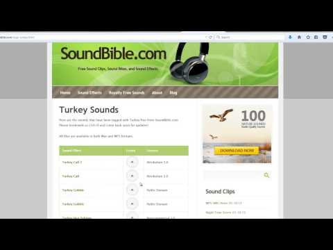 Boom Blasters Sound Products - Finding & Extracting Sound Files