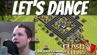 [facecam] LET'S DANCE || CLASH OF CLANS || Let's Play COC [Deusch/German HD]