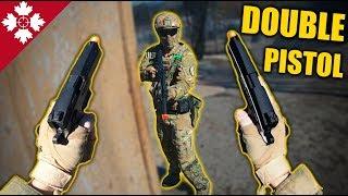 Dual Pistols VS Airsoft CHEATYbois