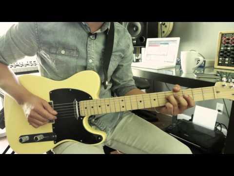 Alleluia Guitar Tutorial w/ Jeffrey Kunde - Jesus Culture Music