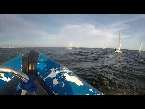 Coconut Grove Sailing Club Wednesday 08-30-2017