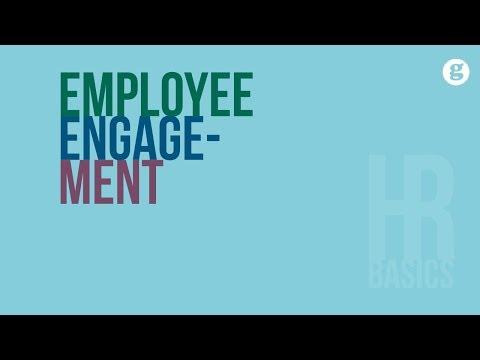 HR Basics: Employee Engagement