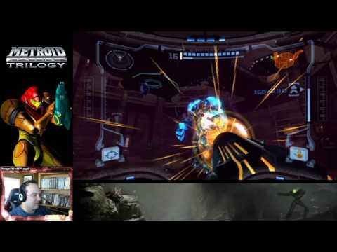 Let's Play: Metroid Prime Trilogy (Veteran) MP1 - Episode 14