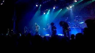 Satyricon - The Infinity of Time and Space (Live Warszawa Progresja 21.04.2015)