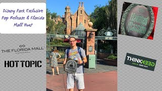 Disney Park Exclusive Pop Release | Haunted Mansion Ride Pop & Florida Mall Hunt