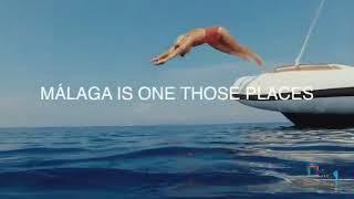 Málaga, ¿dónde mejor? (versión corta, inglés)