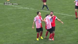 Zenith Audax-Staffoli 1-2 Promozione Girone B