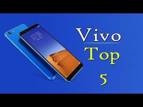 Vivo Top 5 Smartphones 2018 - Between 10000 To 20000