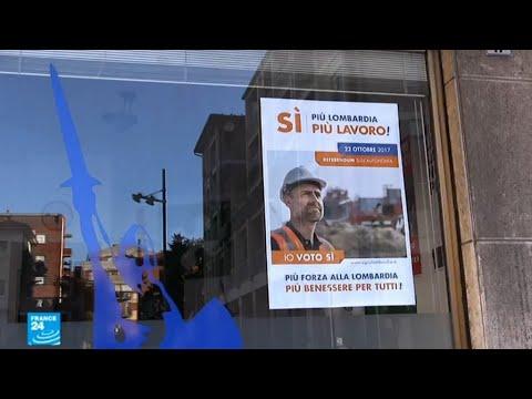 إيطاليا.. حزب -رابطة الشمال- اليميني المتطرف يسعى ليصبح قوة سياسية أساسية  - نشر قبل 2 ساعة