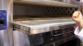 Bakers Pride® - Single Deck Pizza Oven (#Y-600)