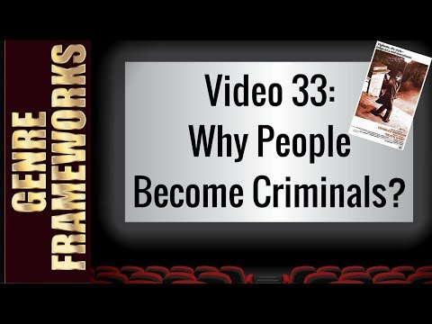 Why People Become Criminals : Death Wish Case Study