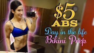 $5 Abs | Day In The Life Bikini Prep